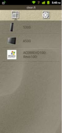Acer USB Fast Charge ICONIA SMART S300
