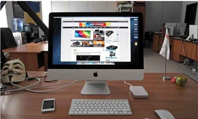 Review apple imac 21.5