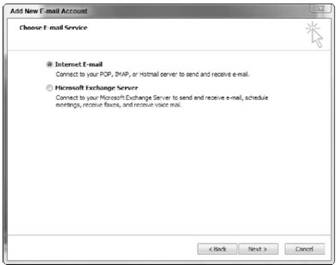 Organizing E-Mail with Microsoft Outlook 2007