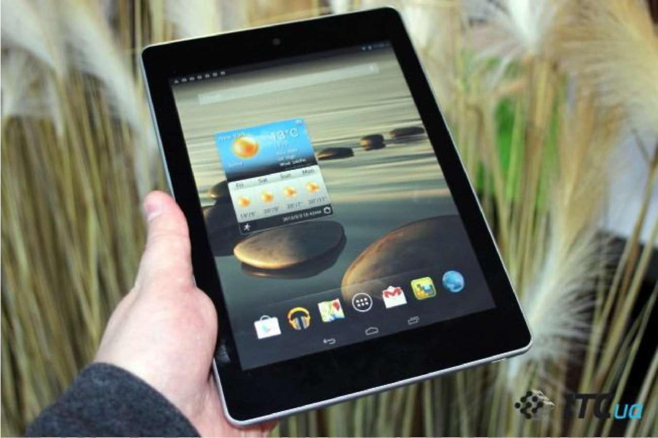 Review Acer Iconia A1
