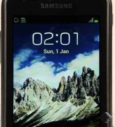 Review Galaxy Xcover 2