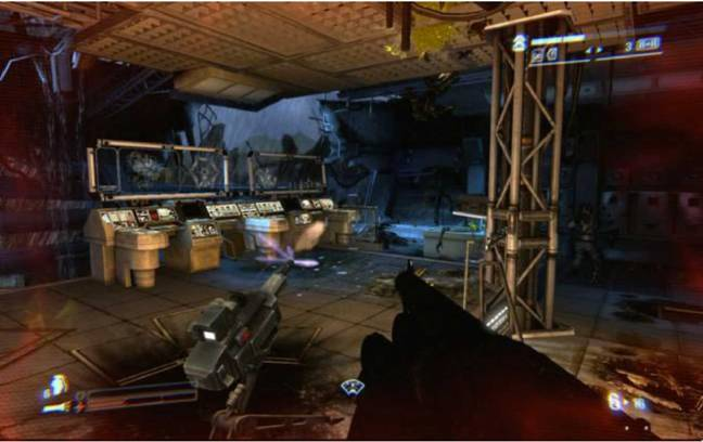 Aliens: Colonial Marines - other people do not go here