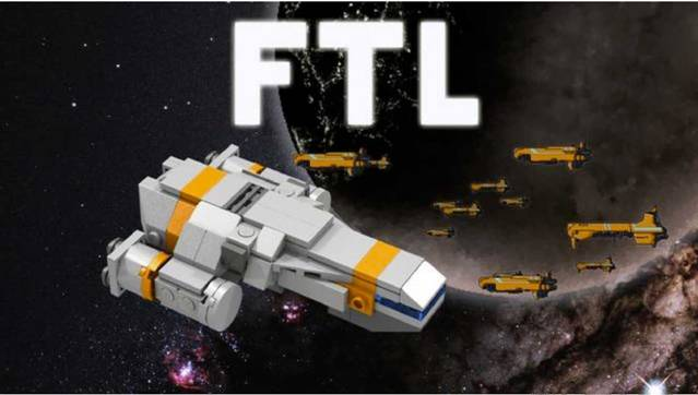 Game about the game LEGO FTL