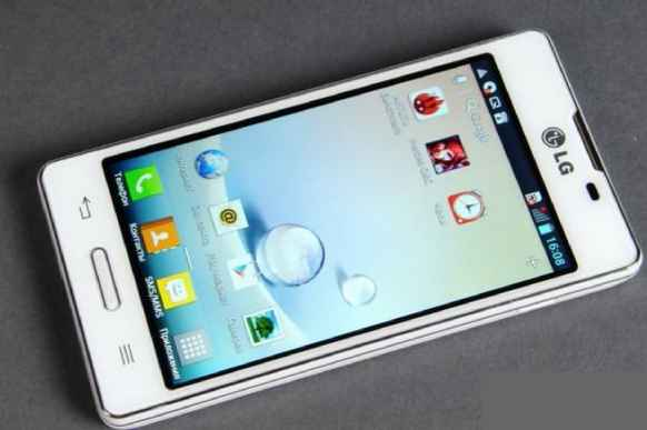 LG Optimus L5 II review