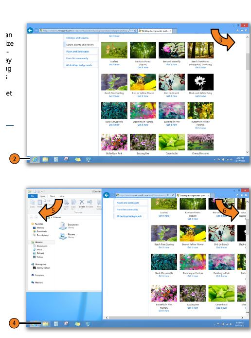 Snapping Apps WINDOWS 8